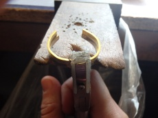 Shaping the rings
